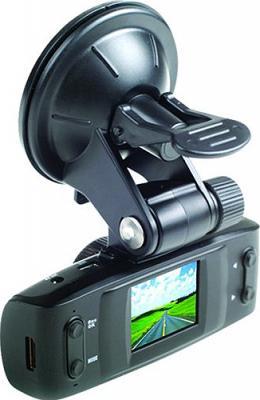 Автомобильный видеорегистратор xDevice BlackBox-22G - дисплей