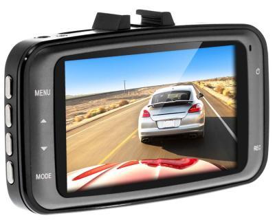 Автомобильный видеорегистратор xDevice BlackBox-49G - дисплей