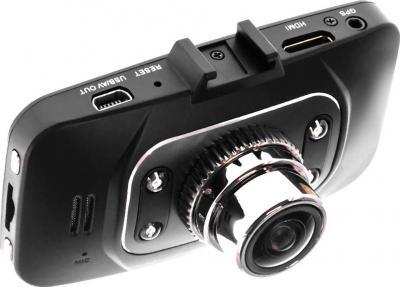 Автомобильный видеорегистратор xDevice BlackBox-49G - общий вид