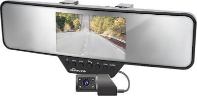Автомобильный видеорегистратор xDevice BlackBox-62M-BG - общий вид