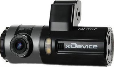 Автомобильный видеорегистратор xDevice BlackBox-34 - общий вид
