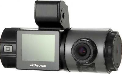 Автомобильный видеорегистратор xDevice BlackBox-34 - дисплей