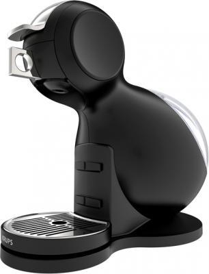 Капсульная кофеварка Krups Melody 3 Black KP220810 - общий вид