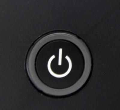 Капсульная кофеварка Krups Melody 3 Black KP220810 - кнопка включения