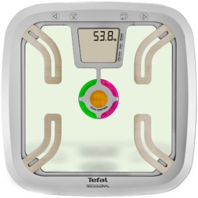 Напольные весы электронные Tefal Bodysignal Glass BM7000 - общий вид