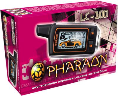 Автосигнализация Pharaon LC-100 - коробка