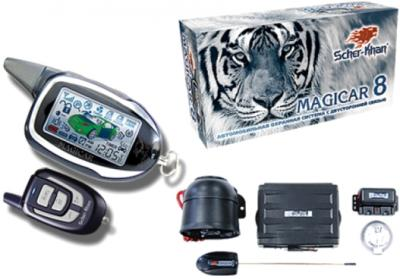 Автосигнализация Scher-Khan Magicar 8Н - комплектация