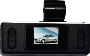 Автомобильный видеорегистратор Falcon Eye FE-711AVR - дисплей