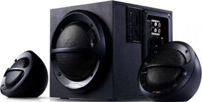 Мультимедиа акустика FnD A111F (черный) - общий вид