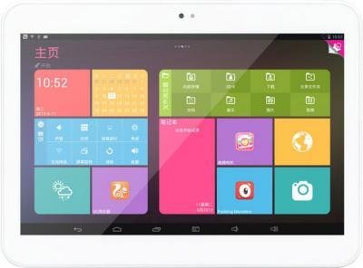 Планшет PiPO Max-M7 Pro (16GB, 3G, White) - фронтальный вид