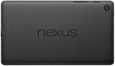 Планшет Asus Nexus 7 32GB LTE (2013) - вид сзади