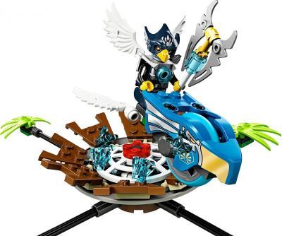 Конструктор Lego Chima Затяжной прыжок (70105) - общий вид