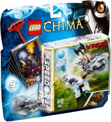 Конструктор Lego Chima Ледяная башня (70106) - в упаковке