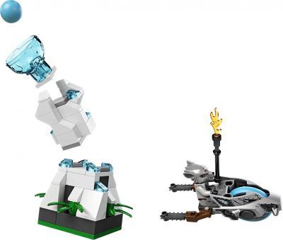 Конструктор Lego Chima Ледяная башня (70106) - общий вид
