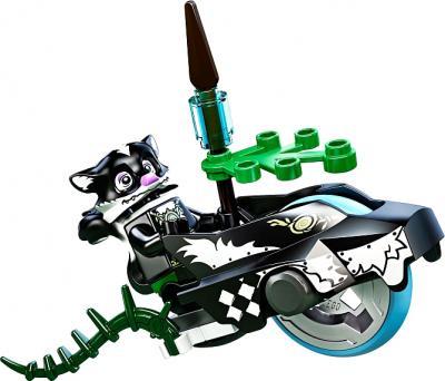 Конструктор Lego Chima Разгромная атака (70107) - герой на Чимацикле