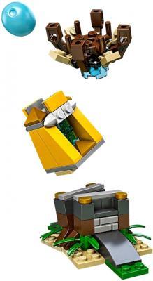 Конструктор Lego Chima Королевское ложе (70108) - общий вид