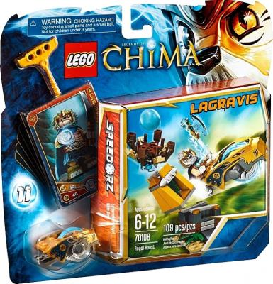 Конструктор Lego Chima Королевское ложе (70108) - в упаковке