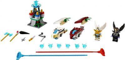 Конструктор Lego Chima Поединок в небе (70114) - общий вид