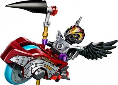 Конструктор Lego Chima Поединок в небе (70114) - ворон Розом