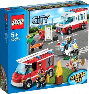Конструктор Lego City Набор для начинающих (60023) - в упаковке