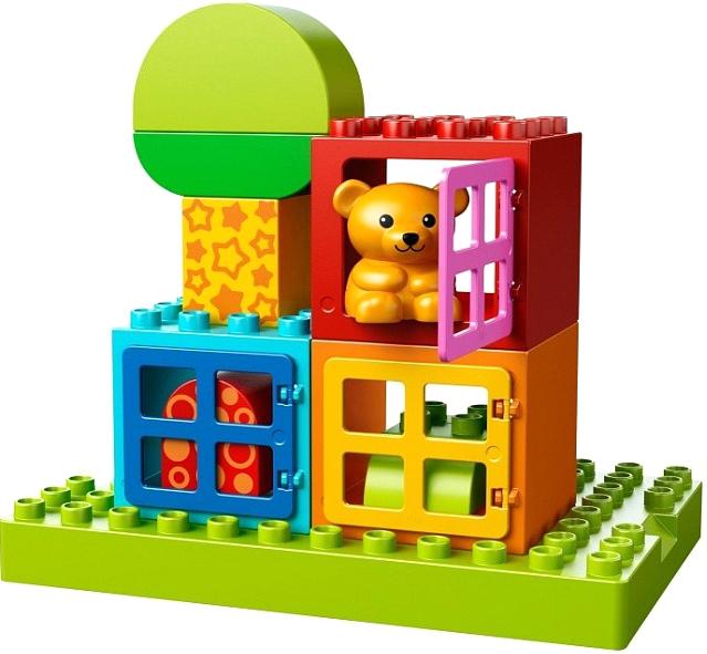 Duplo Строительные блоки (10553) 21vek.by 230000.000