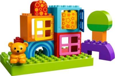 Конструктор Lego Duplo Строительные блоки (10553) - общий вид