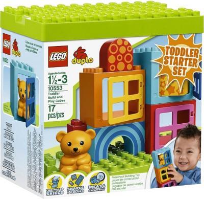 Конструктор Lego Duplo Строительные блоки (10553) - в упаковке