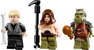 Конструктор Lego Star Wars Логово Ранкора (75005) - фигурки героев