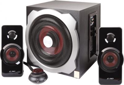 Мультимедиа акустика FnD A511 (черный) - общий вид