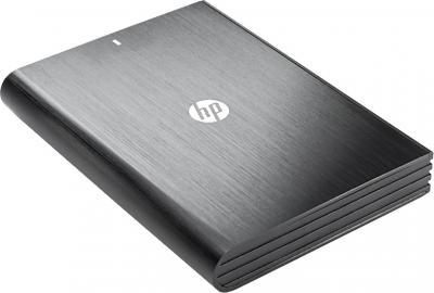 Внешний жесткий диск HP P2050S 500GB Silver (HPHDD2E30500AS1-RBE) - общий вид