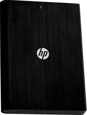 Внешний жесткий диск HP P2050X 500GB Black (HPHDD2E30500AX1-RBE) - общий вид