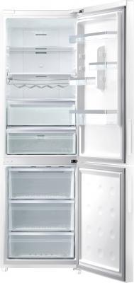 Холодильник с морозильником Samsung RL53GYBSW1 - внутренний вид