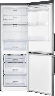 Холодильник с морозильником Samsung RB28FEJNDSS/RS - камеры хранения