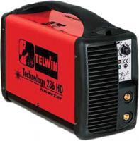 Инвертор сварочный Telwin Technology 236 HD + ACX -