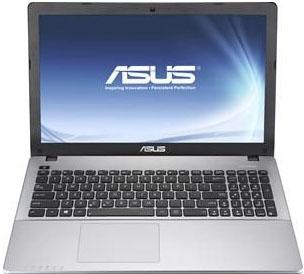Ноутбук Asus F550CC (90NBOOW2-M09450) - общий вид