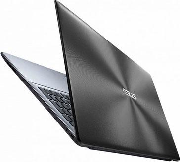 Ноутбук Asus F550CC (90NBOOW2-M09450) - вид сзади