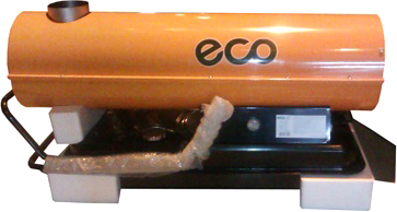 Тепловая пушка Eco IOH 25 - общий вид