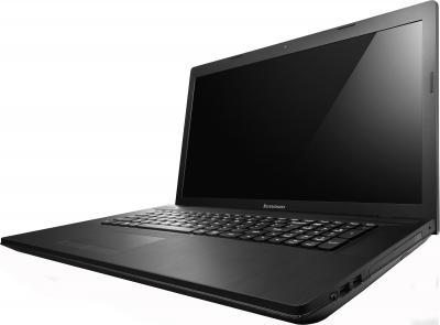 Ноутбук Lenovo IdeaPad G700 (59391962) - вид сбоку