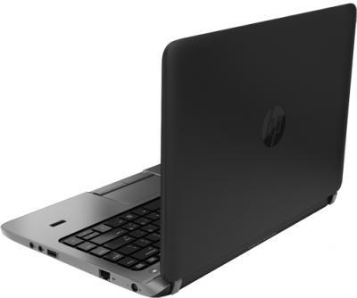 Ноутбук HP ProBook 430 G1 (H6E30EA) - вид  сзади