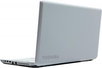 Ноутбук Toshiba Satellite C50-A-L3W - вид сзади