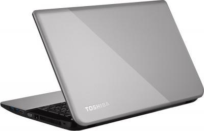 Ноутбук Toshiba Satellite L70-A-L2S - вид сзади