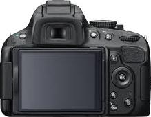 Зеркальный фотоаппарат Nikon D5100 Kit (18-105mm VR) - вид сзади