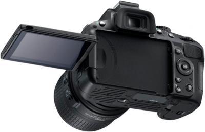 Зеркальный фотоаппарат Nikon D5100 Kit (18-105mm VR) - общий вид