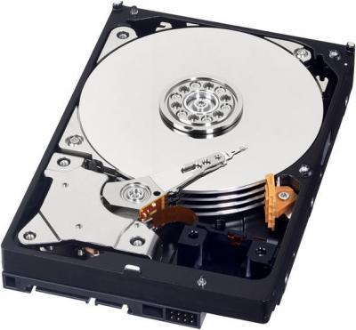 Жесткий диск Western Digital Caviar Blue 500 Gb (WD5000AAKX) - общий вид