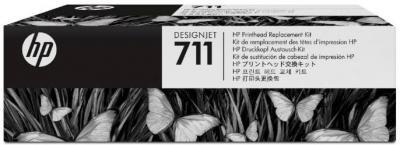 Печатающая головка HP Designjet 711 (C1Q10A) - общий вид