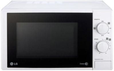 Микроволновая печь LG MH6022D - общий вид
