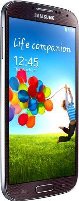 Смартфон Samsung Galaxy S4 16Gb / I9500 (коричневый) - общий вид