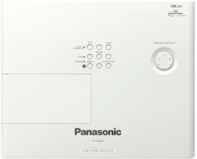 Проектор Panasonic PT-VW440E - вид сверху