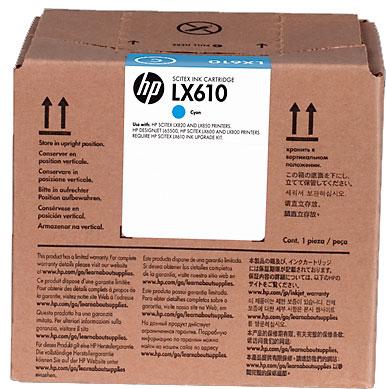 Картридж HP LX610 (CN670A) - общий вид