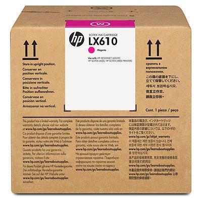 Картридж HP LX610 (CN671A) - общий вид